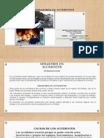 Desastres en Accidentes Alex Bony Carlos Tito Yoicy Dorian