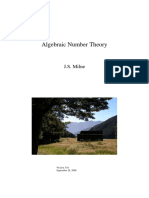 Algebraic Number Theory - J. S. Milne.pdf