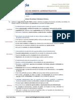 Resumo Direito Administrativo INSS Atualizado