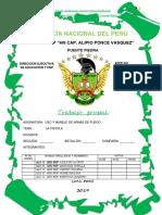 PISTOLA - USO Y MANEJO DE ARMAS DE FUEGO.docx