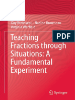 Guy Brousseau, Nadine Brousseau, Virginia Warfield (auth.) Teaching Fractions through Situations- A Fundamental Experiment  2014.pdf