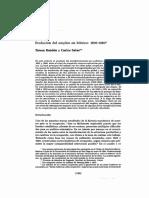 Rendon y salas evolucion del empleo en Mexico.pdf