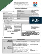 SESION DE APRENDIZAJE 4 UNIDAD 2 TERCERO.docx