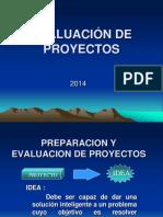 PARTE I Preparación y Evaluación de Proyectos