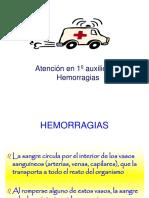 Clase 6 Hemorragias