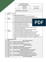 Understanding the Diciplines School Subjects