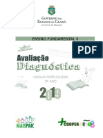 Ef II Av Diagnostica 9ano Lp