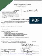 LaFave warrant