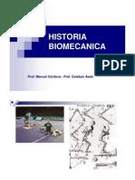 1Historia y Conceptualización de la Biomecanica - Clase 1 [Modo de compatibilidad]