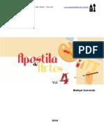 APOSTILA DE ARTES 4 - VOLUME 04.pdf