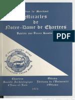 Miracles de Notre Dame de Chartres