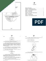 Manual de utilização de Máscara Respiratória