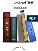 L'amour, Louis - Last Of the Breed (1986).epub
