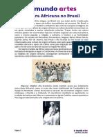 Cultura africana no Brasil.pdf
