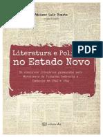 Literatura e politica no Estado Novo E-book.pdf