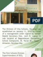 SDO Navotas Profile