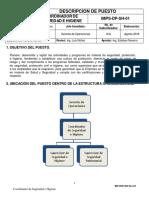 IMP-DP-SH-01 Coordinador de Seguridad e Higiene.docx