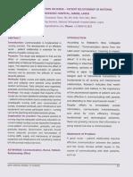 EFFECT OF COMMUNICATION ON NURSE - PATIENT RELATIONSHIP.pdf
