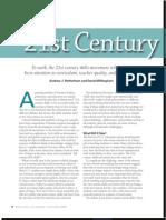 21st Century Skills - Ed Leadership '09