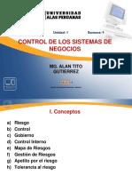 Control de Los Sistemas de Negocios