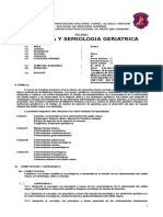 Silabo Geriatria y Semilogia Geriatrica Undac 2019