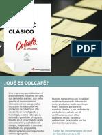 CIF COLCAFÉ CLÁSICO.pptx
