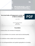 Structural traits of Paraguayan society after three decades of democratization_Ortiz.pptx