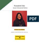 heemakshi dekas lieutenant gubernatorial platform