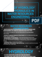 ROLE OF HYDROLOGY AND HYDRAULICS IN WRE.pdf