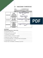 ORACIONES COMPUESTAS -CLASES.odt