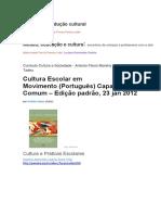 Infância e produção cultural.docx