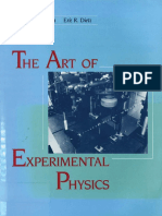 Daryl W. Preston, Eric R. Dietz - The art of experimental physics-Wiley (1991).pdf