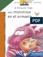 Un monstruo en el armario - Carmen VazquezVigo.pdf