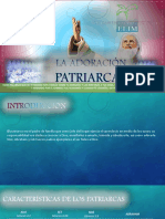 ADORACIÓN  Patriarcal