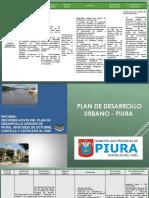 plan de desarrollo urbano