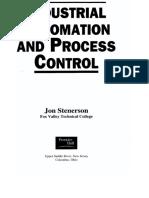 [Jon Stenerson] Industrial Automation and Process (B-ok.cc)