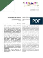 Zabalza - Pedagogía (s) de Infancia.pdf