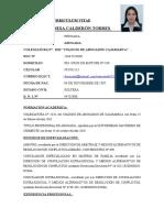 Curriculum Vitae Dennis Actualizado 2016 (2)