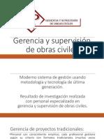 JP Gerencia y Supervisión de Obras Civiles