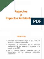 6.1.2 PPT Aspecto e Impactos Ambientales B