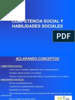 competencia social y habilidades sociales.ppt