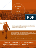 Polanco v. Cruz