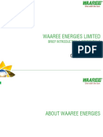 Waaree Corporate PPT - V6