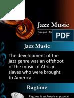 Jazz Music & Popular Music - Group 4 - Aluminum