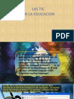 TIC EN LA EDUCACION.pptx