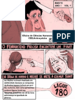 Oficina Pedagógica - Dia da Mulher