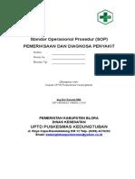 Pemeriksaan Dan Diagnosa Penyakit