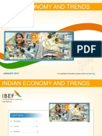 Indian Economy and Trends