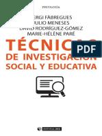 Técnicas de investigación social y educativa.pdf