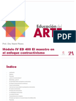 Módulo ED 400  El maestro en el constructivismo.pdf